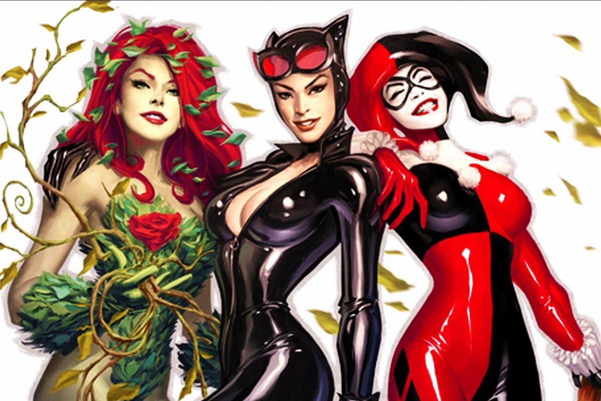7 motivos para ler Gotham City Sirens, a HQ que reúne a Arlequina, a Hera Venenosa e a Mulher-Gato